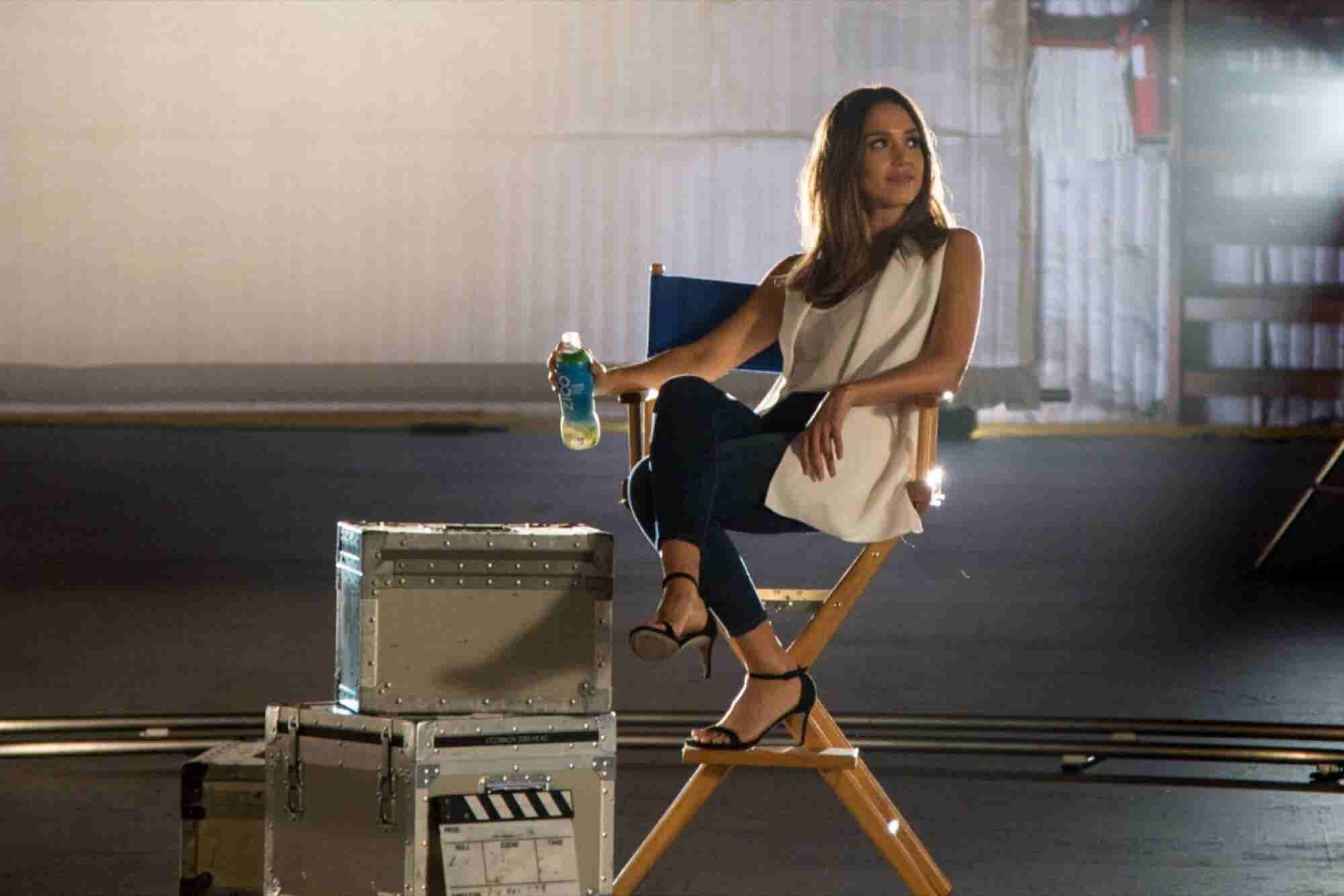 Jessica Alba on Asserting Herself, Naysayers and Being Prepared