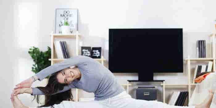 Ejercicios de yoga para hacer en casa