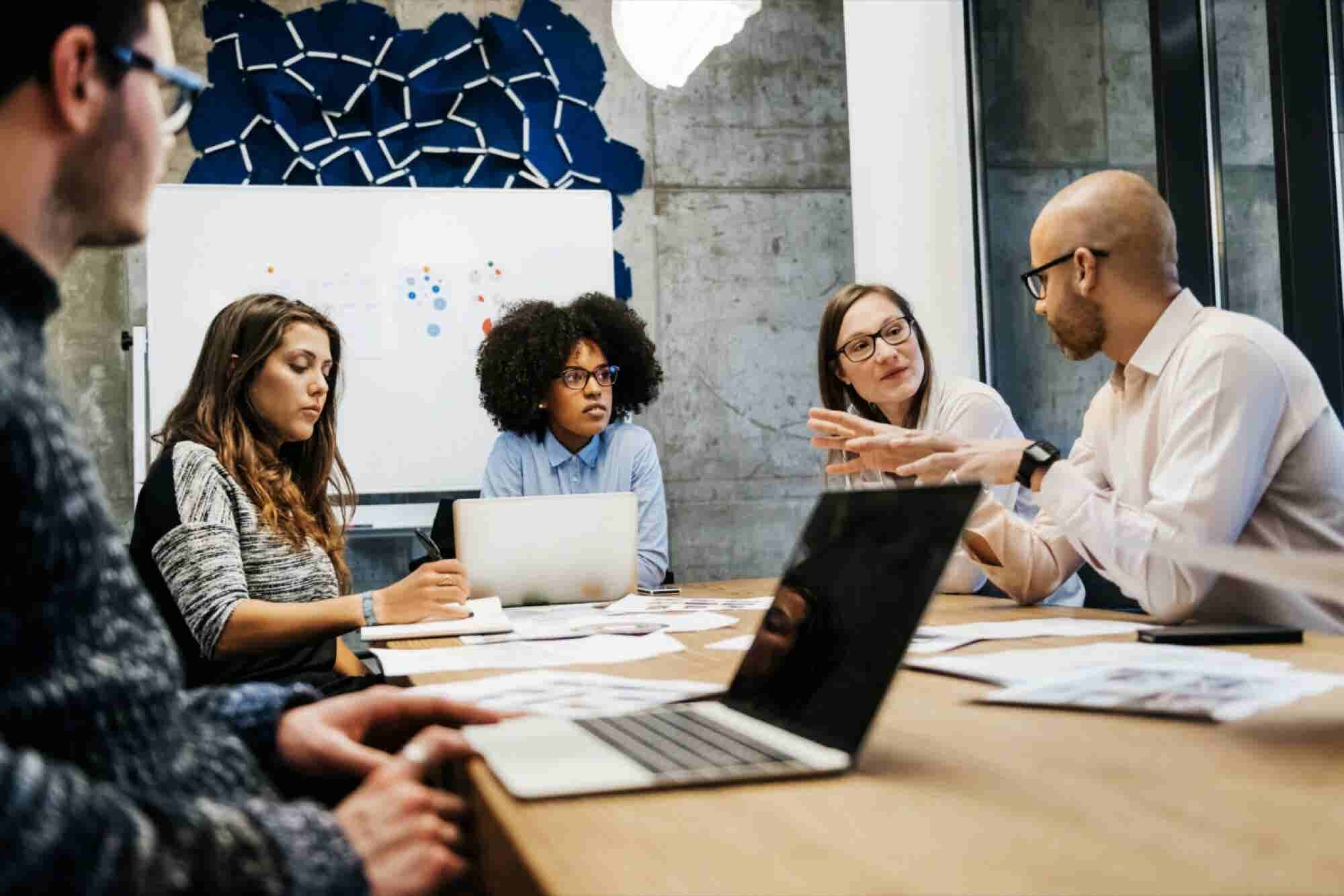 It Takes More Than Tech to Get Teams to Collaborate Effectively