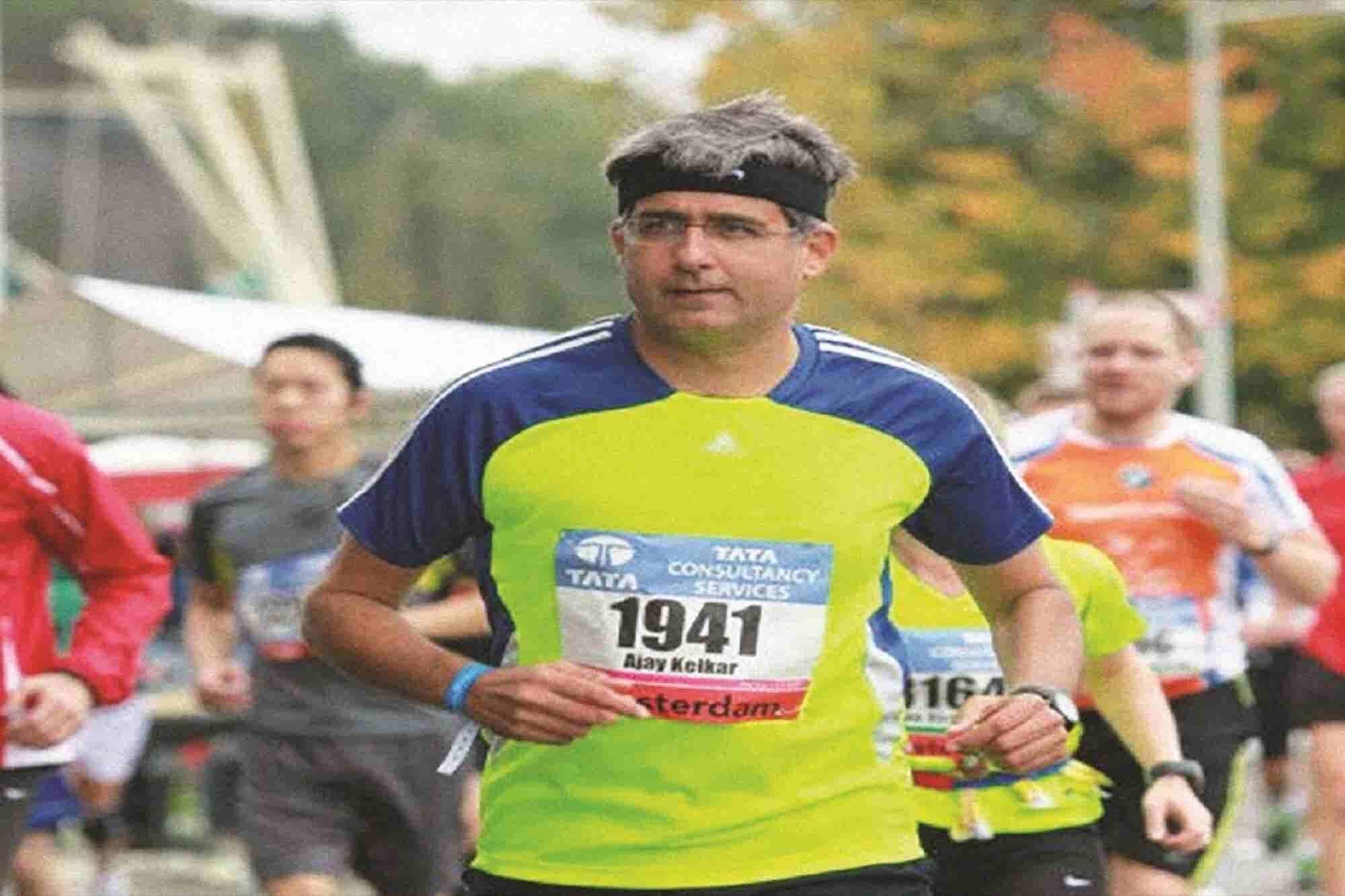How Running Marathons Helped this Entrepreneur Build his Fighting Spirit