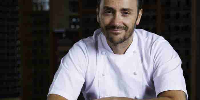 Chef Jason Atherton On How Perseverance Pays Off In The Culinary World