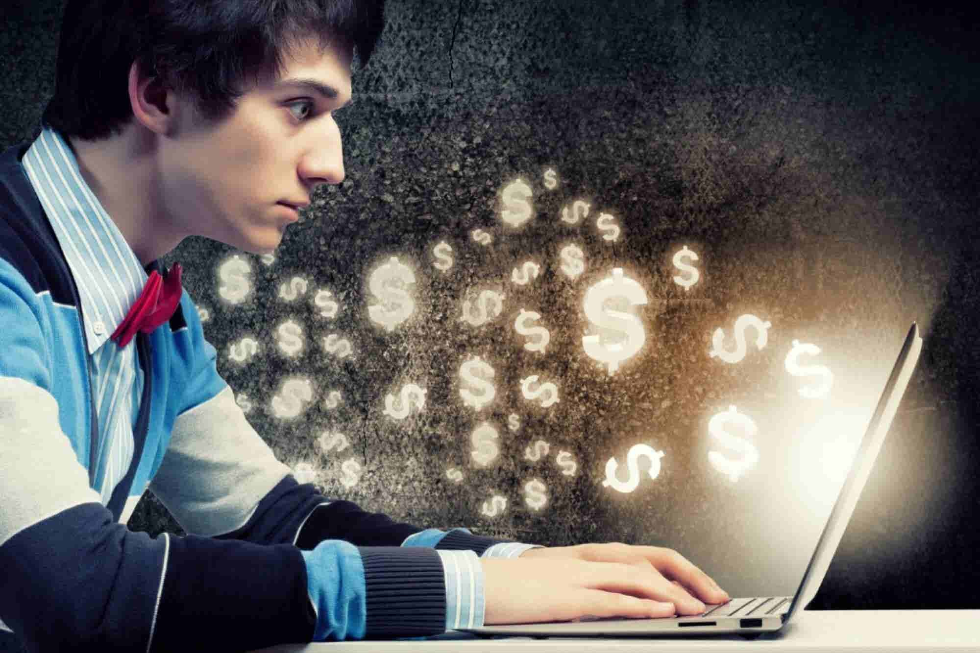 Top 10 de formas de ganar dinero en internet