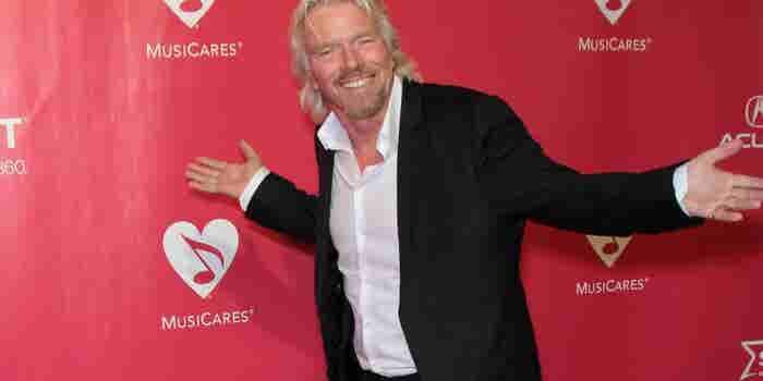 Richard Branson es exitoso por estas 3 razones