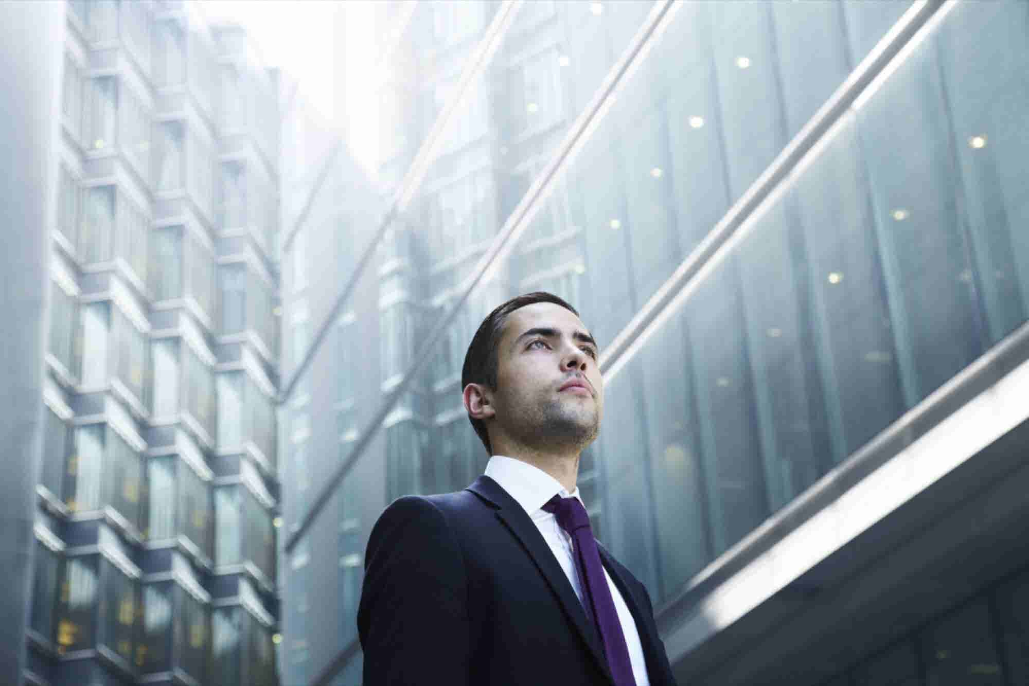 A Challenge to Tomorrow's Business Leaders