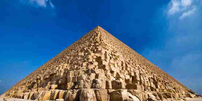 Pyramids Are for Dead Pharaohs