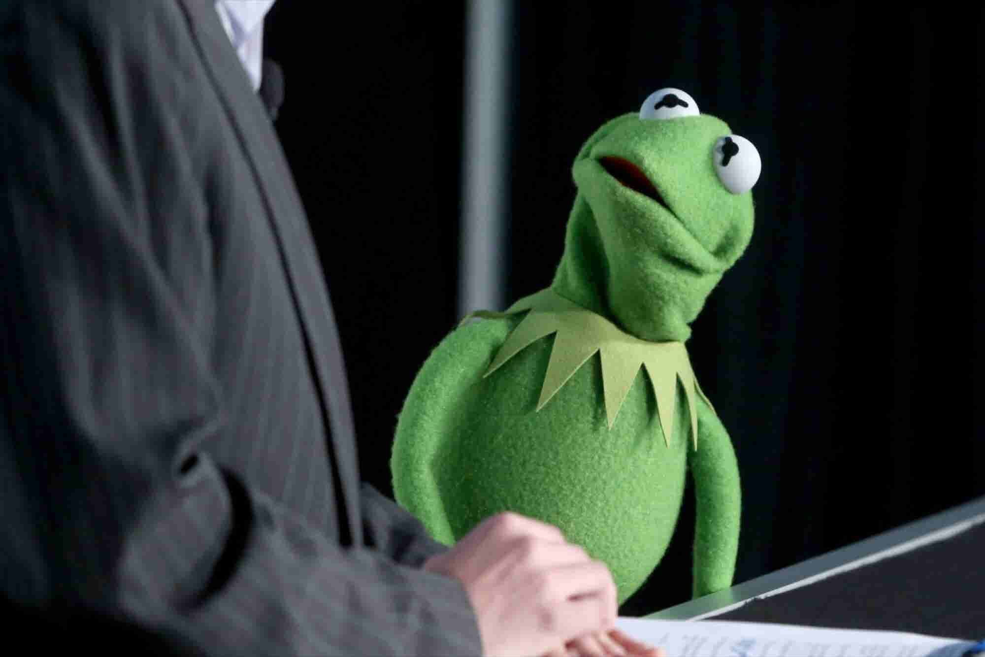 What Top Performers Can Learn From Disney's Firing of the Voice of Kermit the Frog