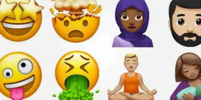 ¡Conoce los nuevos emojis que llegan a Apple!