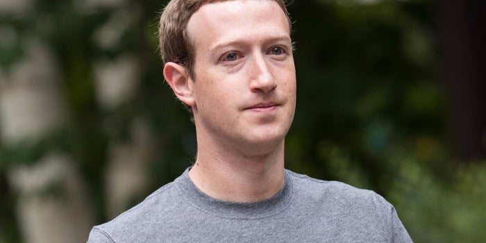 We Finally Know How Mark Zuckerberg Polls Against Donald Trump in a Battle for the Presidency