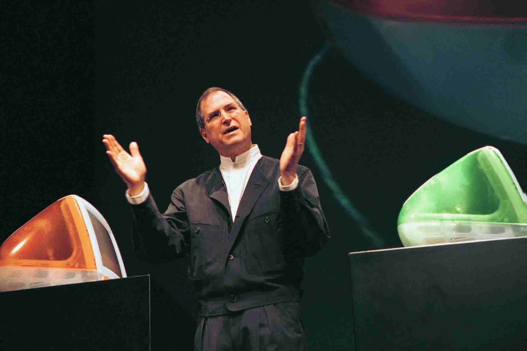 The 5 Greatest Lessons I Learned Working With Steve Jobs During the Apple Turnaround