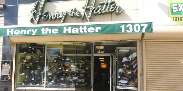 He Owns the Oldest Hat Store In America and Knows How Tough