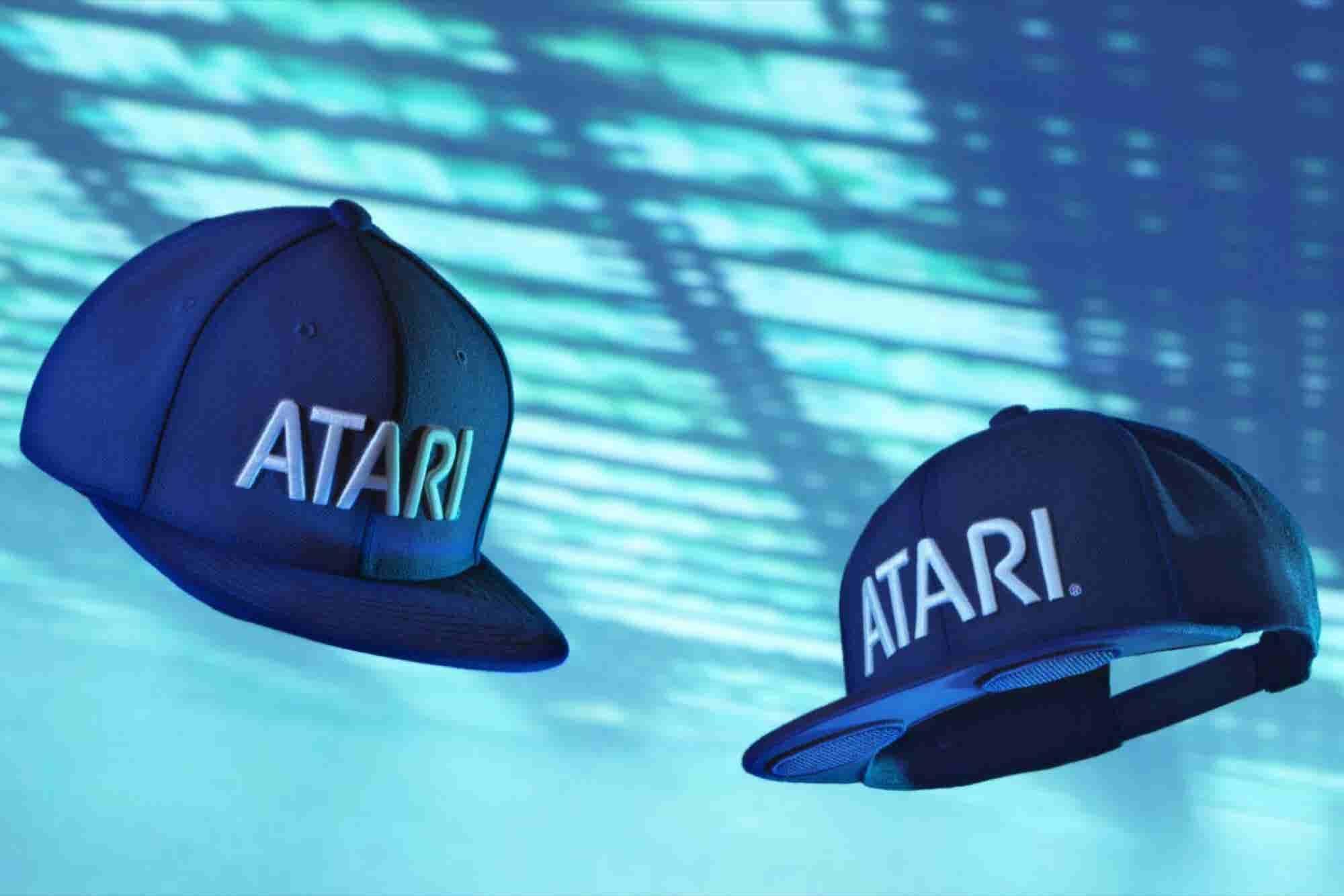 Atari Is Beta Testing a Speakerhat