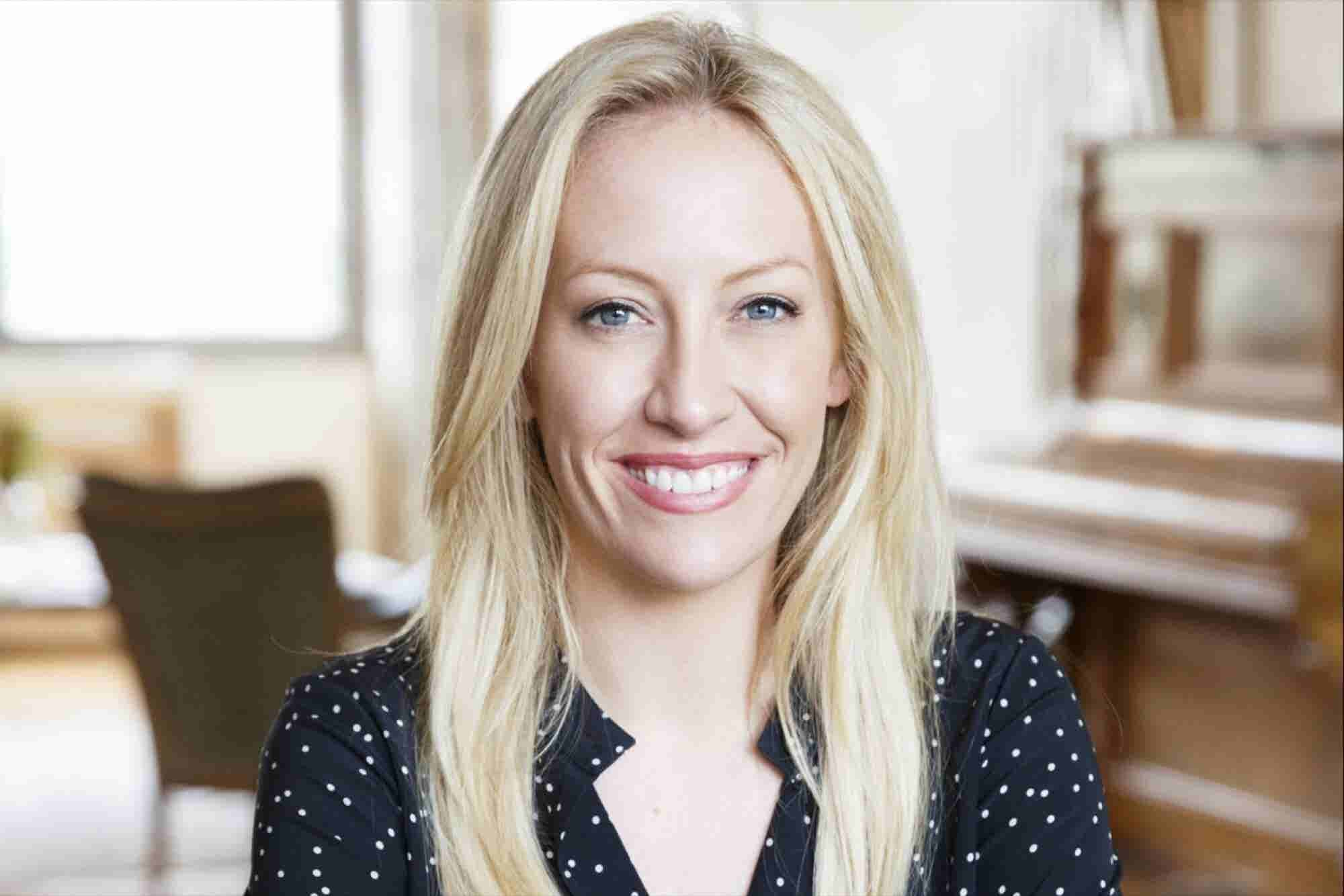 After a Decade in Business, This Founder Became CEO. Here is How She Tackles New Challenges With Conviction.