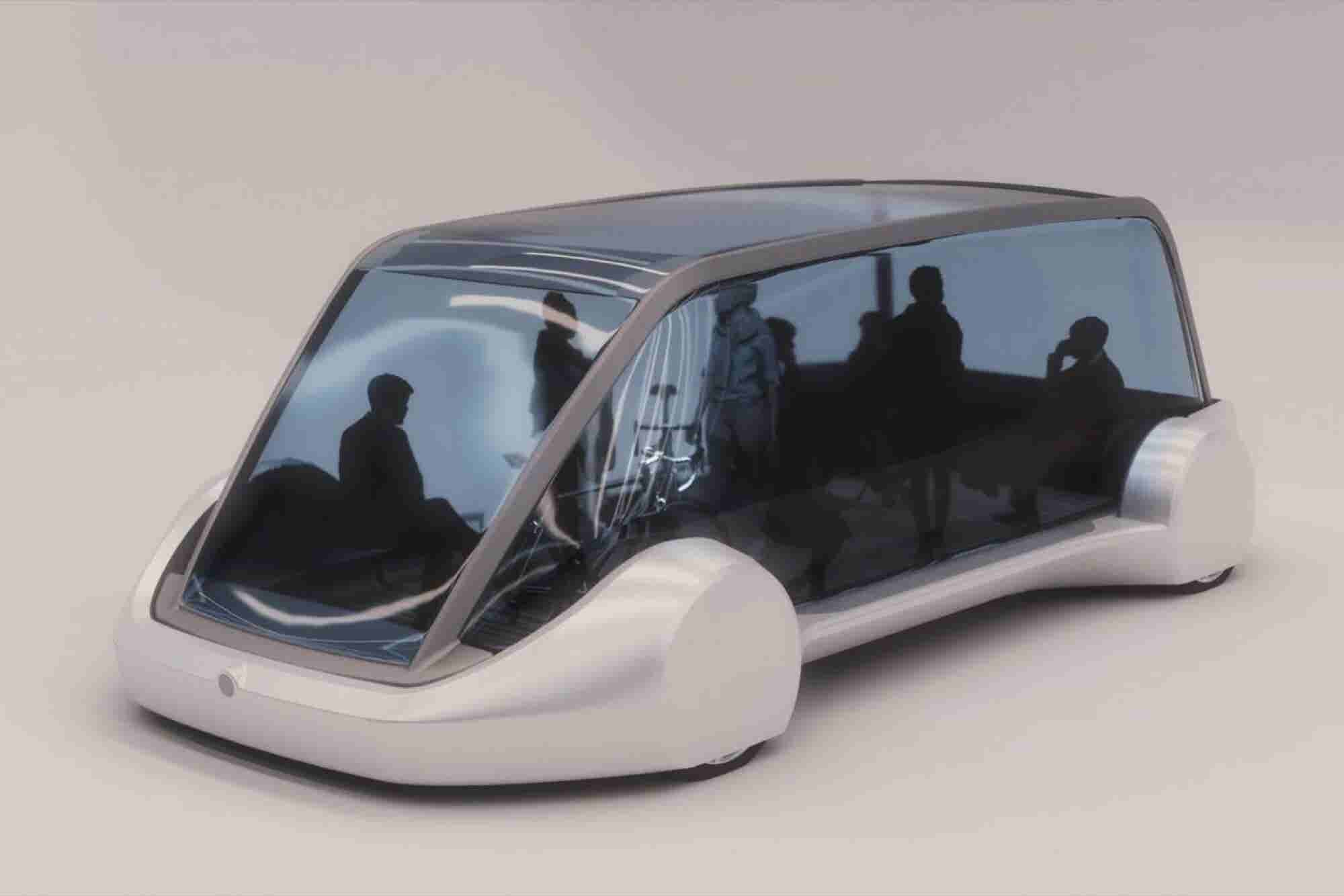 Elon Musk Gets Verbal 'Approval' for NY to D.C. Hyperloop