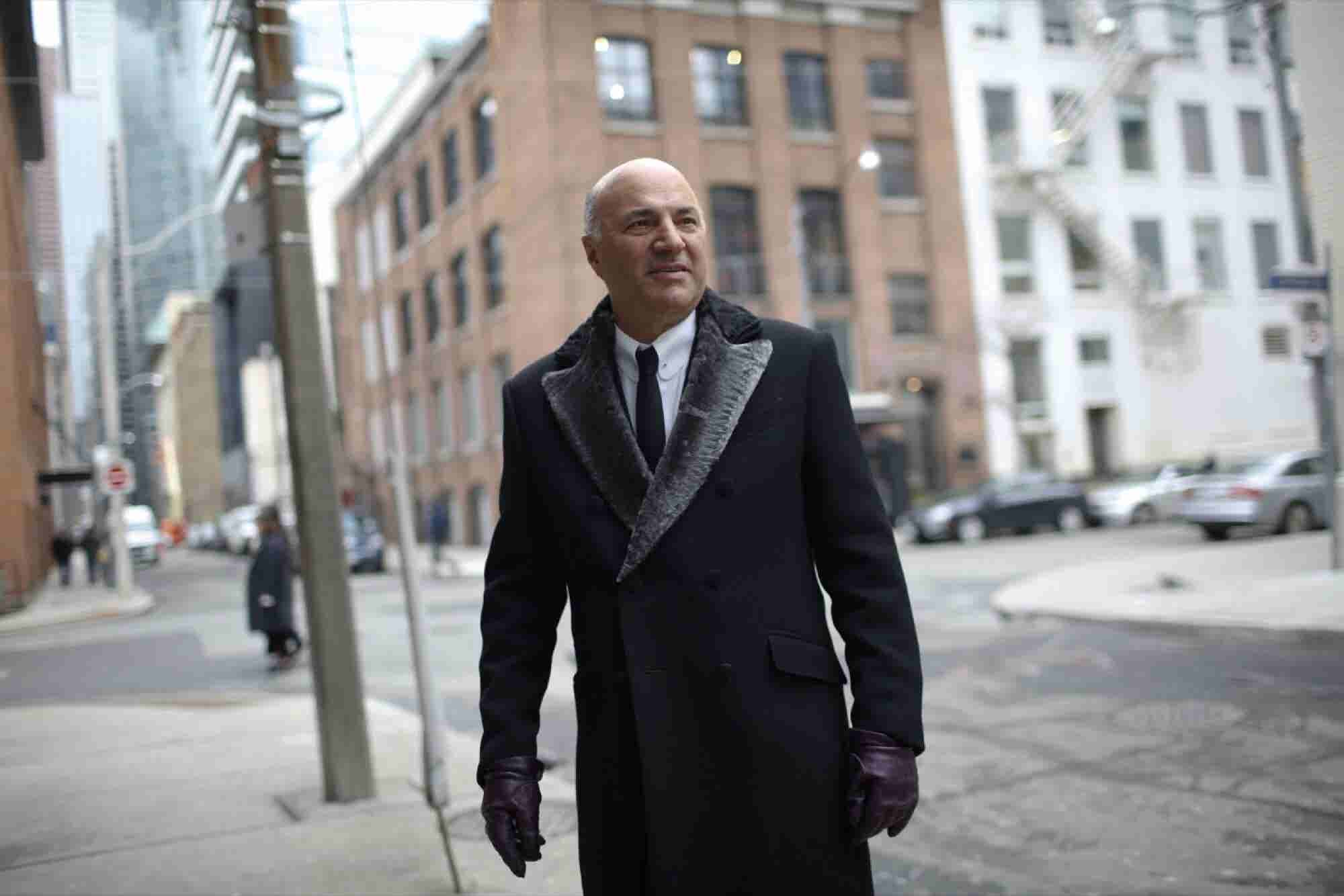 How Kevin O'Leary Overcame 6 Formative Failures
