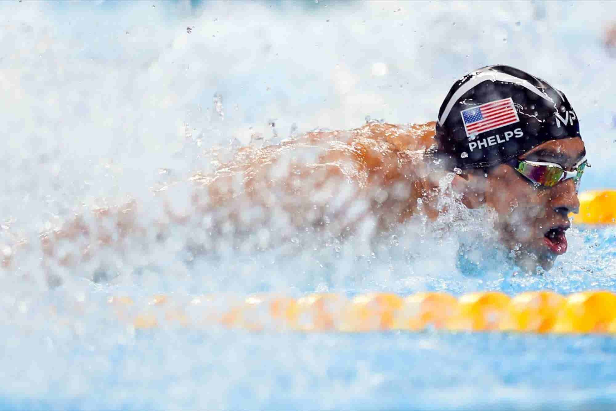 Discovery Responds To Tweeters Who Are Pissed That Michael Phelps Wasn...
