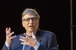 How Do You Keep Track of Who's Working? Bill Gate Memorized License Plates.