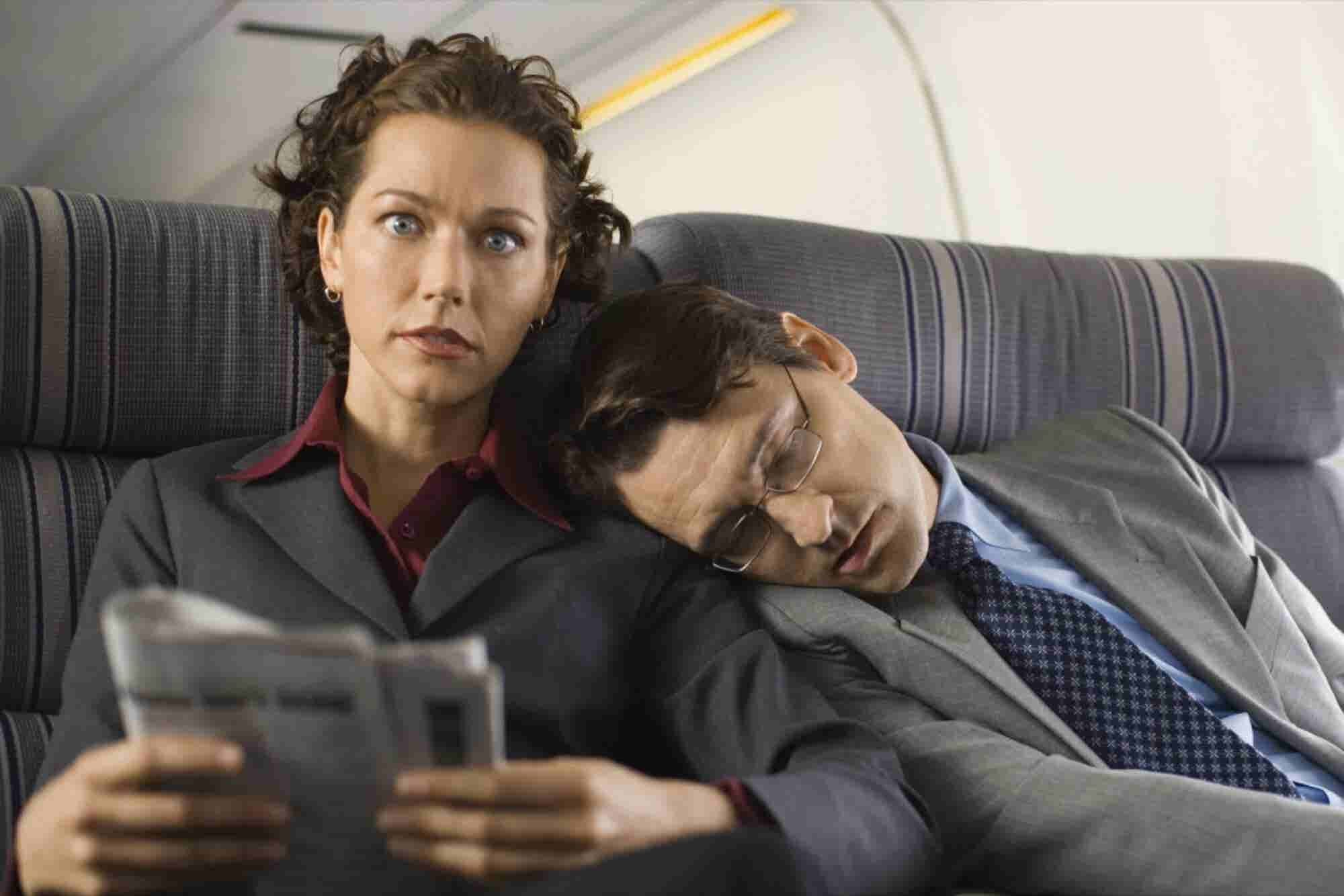 10 Ways to Not Be a Jerk on an Airplane
