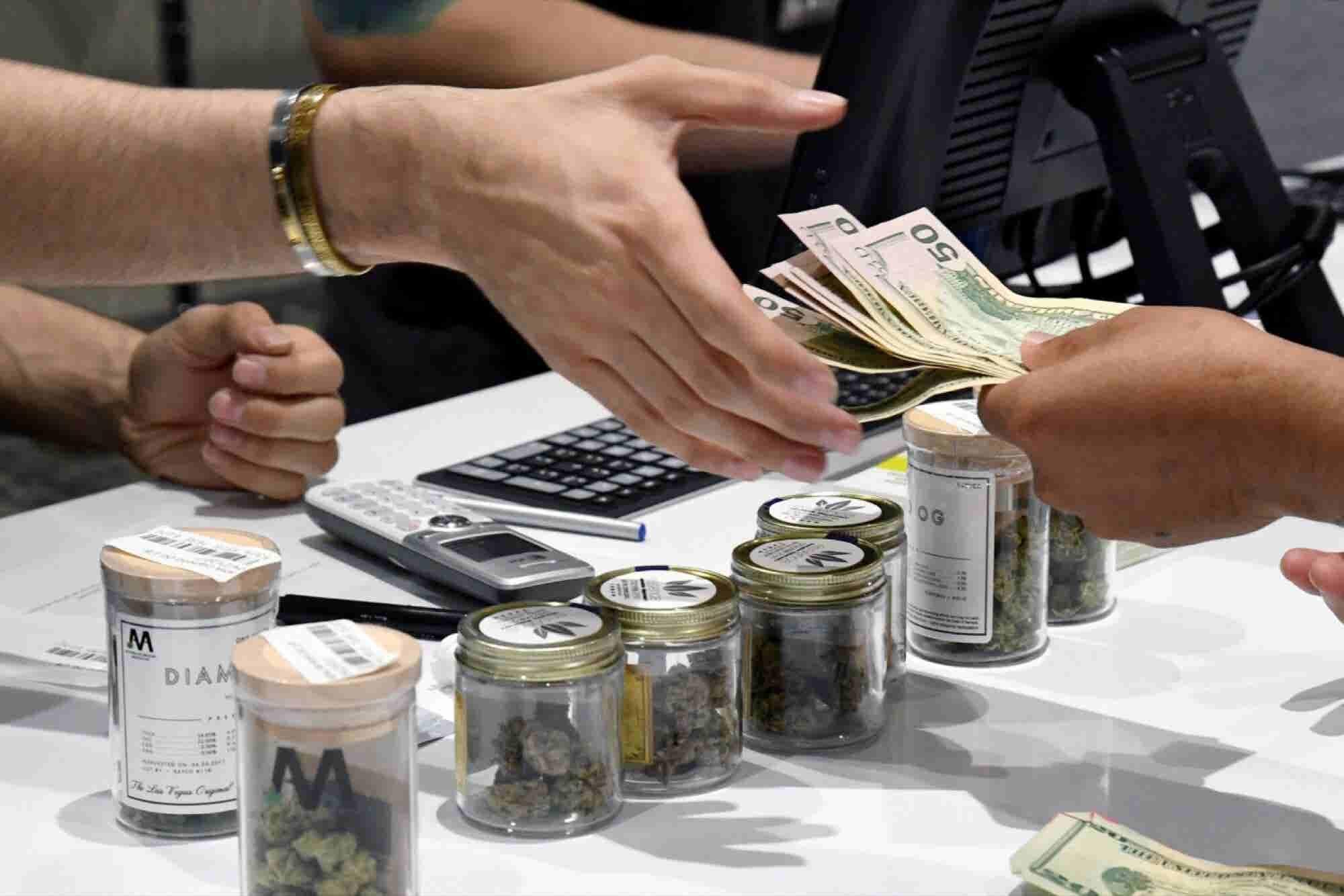 Nevada Declares Marijuana State of Emergency to Avoid $100 Million Tax Shortfall