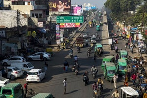 India Will Ban Driverless Cars in Order to Protect Jobs