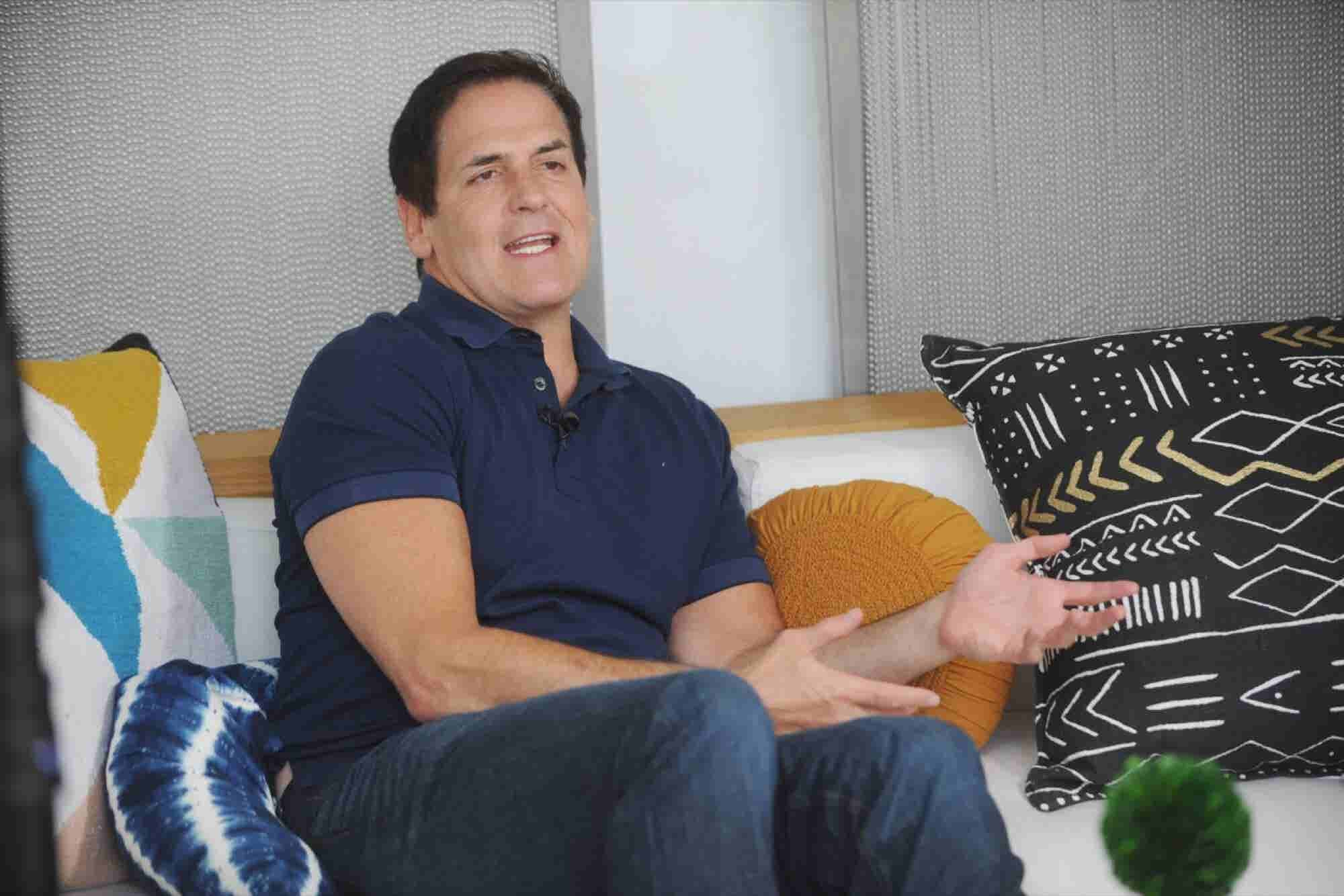 What Mark Cuban Learned From His 6 Biggest Failures
