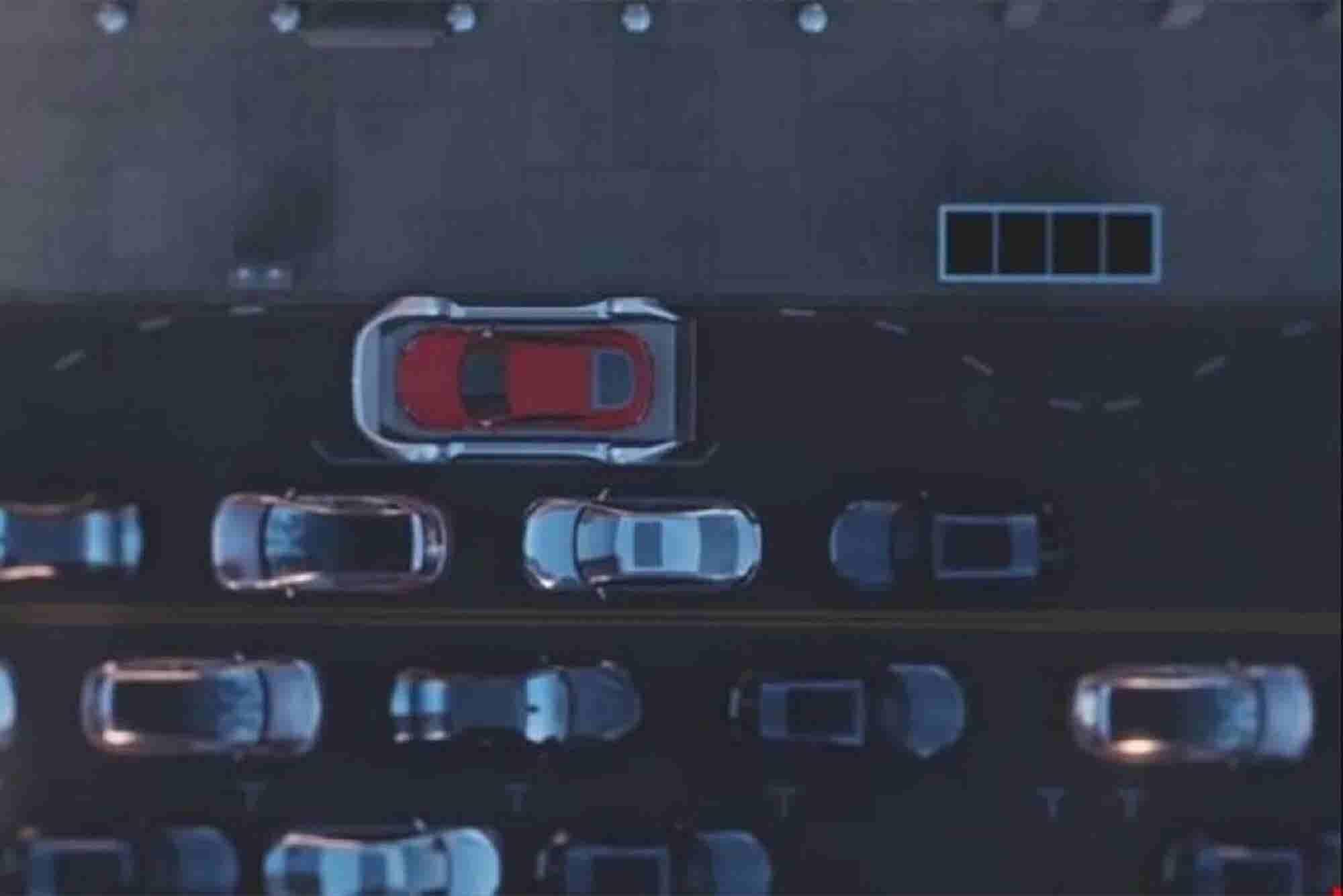 Elon Musk Shows Off The Boring Company Car Elevator