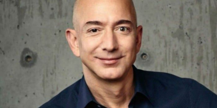 Jeff Bezos fue la persona más rica del mundo por algunas horas