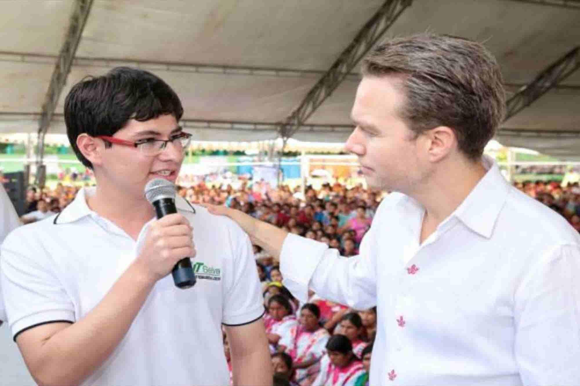 El estudiante de Chiapas que hará estancia en la NASA