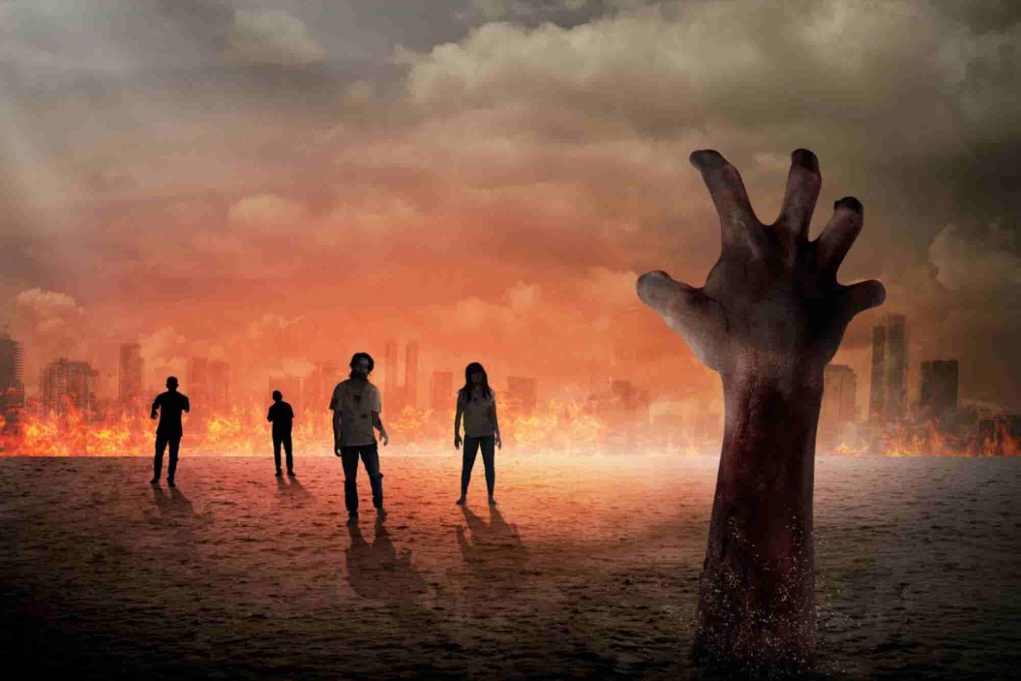 """De zombis y startups: cómo evitar que se """"chupen"""" tu idea"""