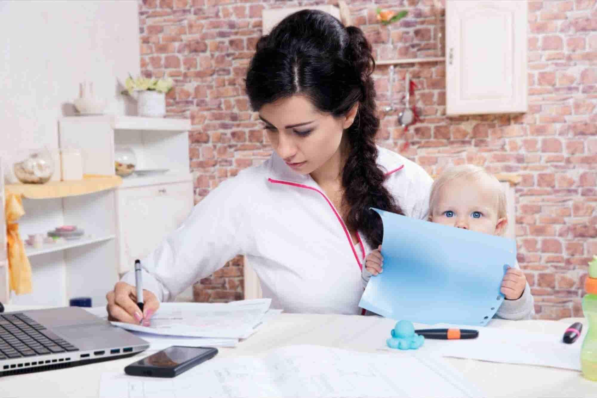 6 consejos de vida para madres emprendedoras