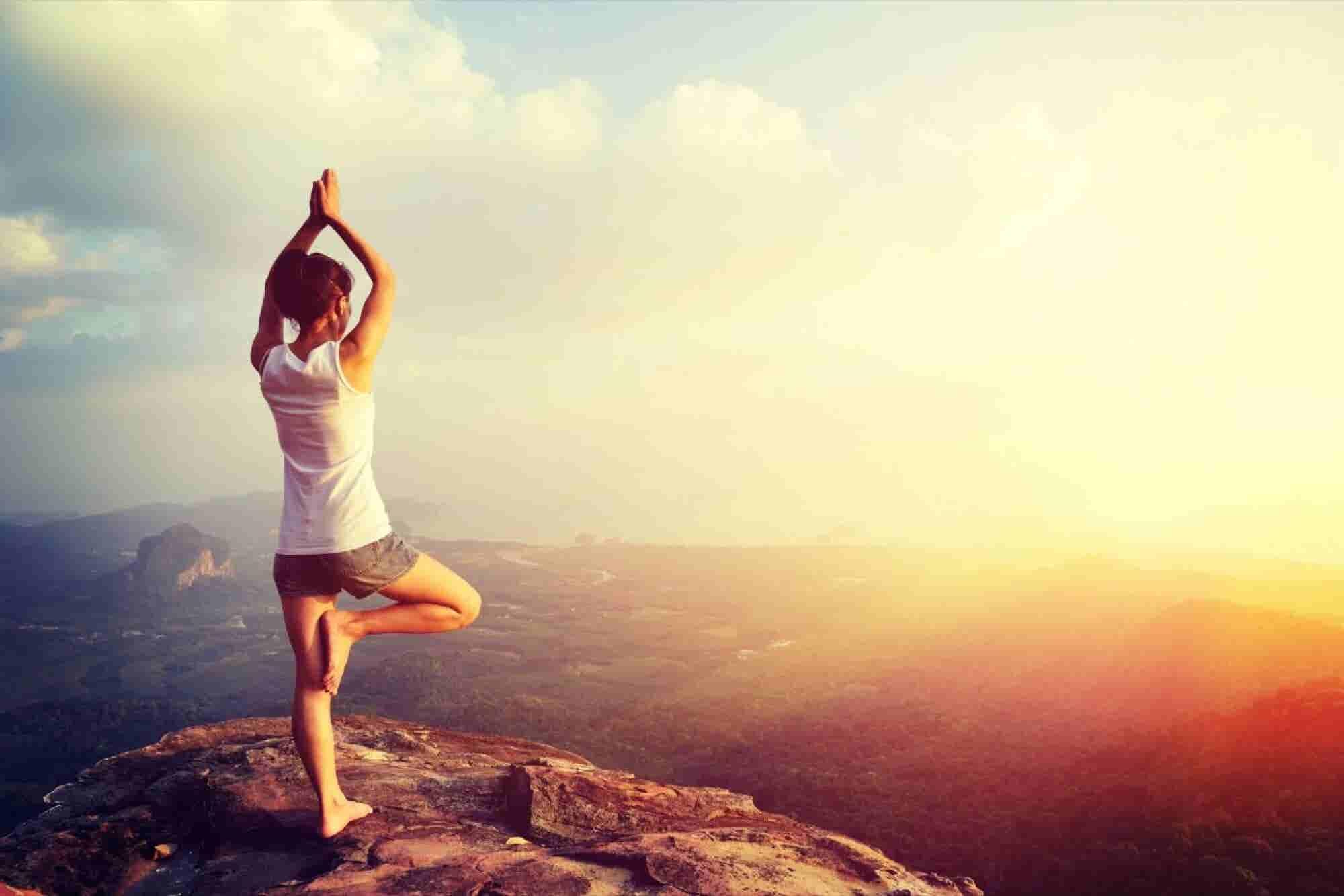 Por qué el yoga es un buen aliado de los emprendedores