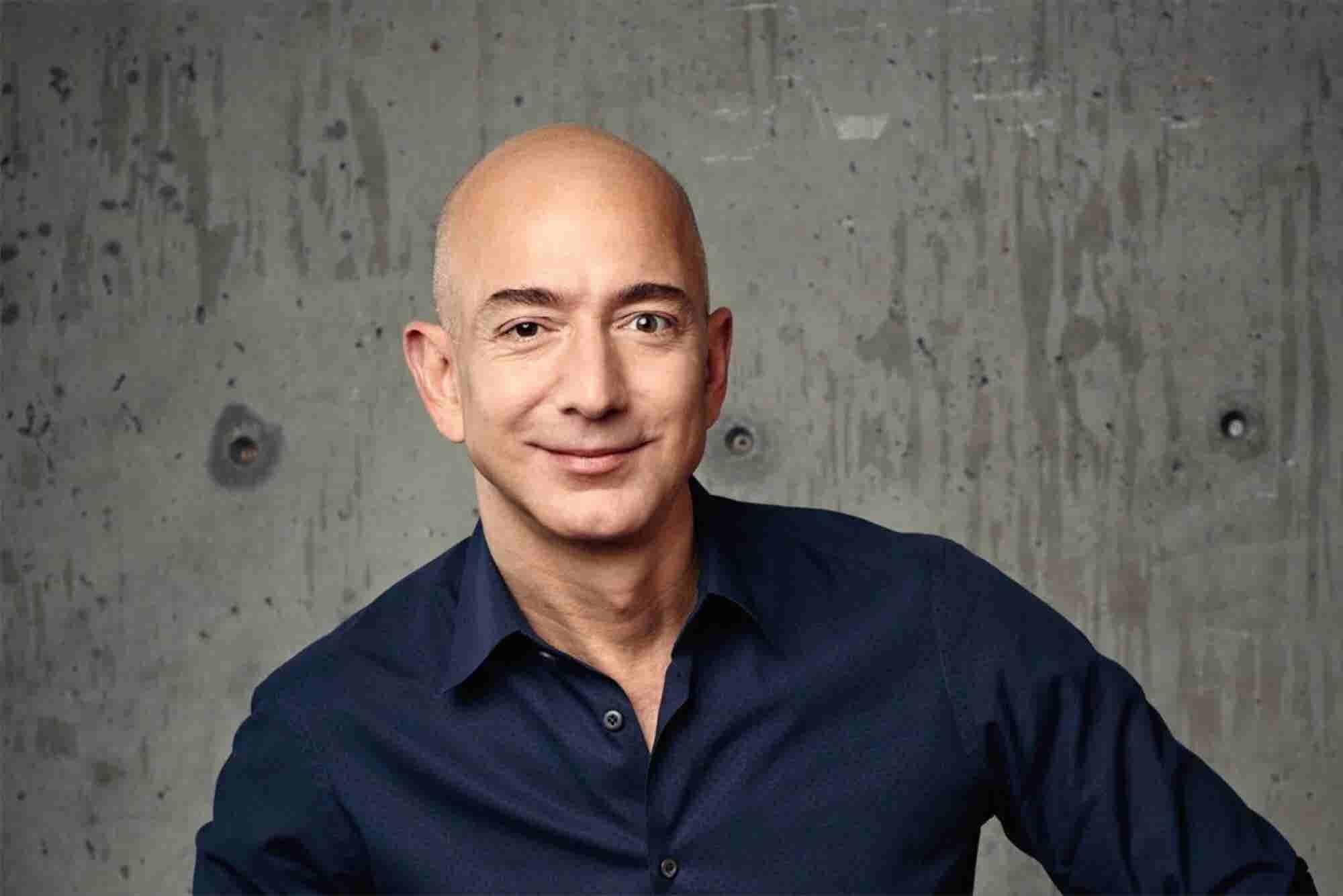 News Flash: Jeff Bezos Is Rich