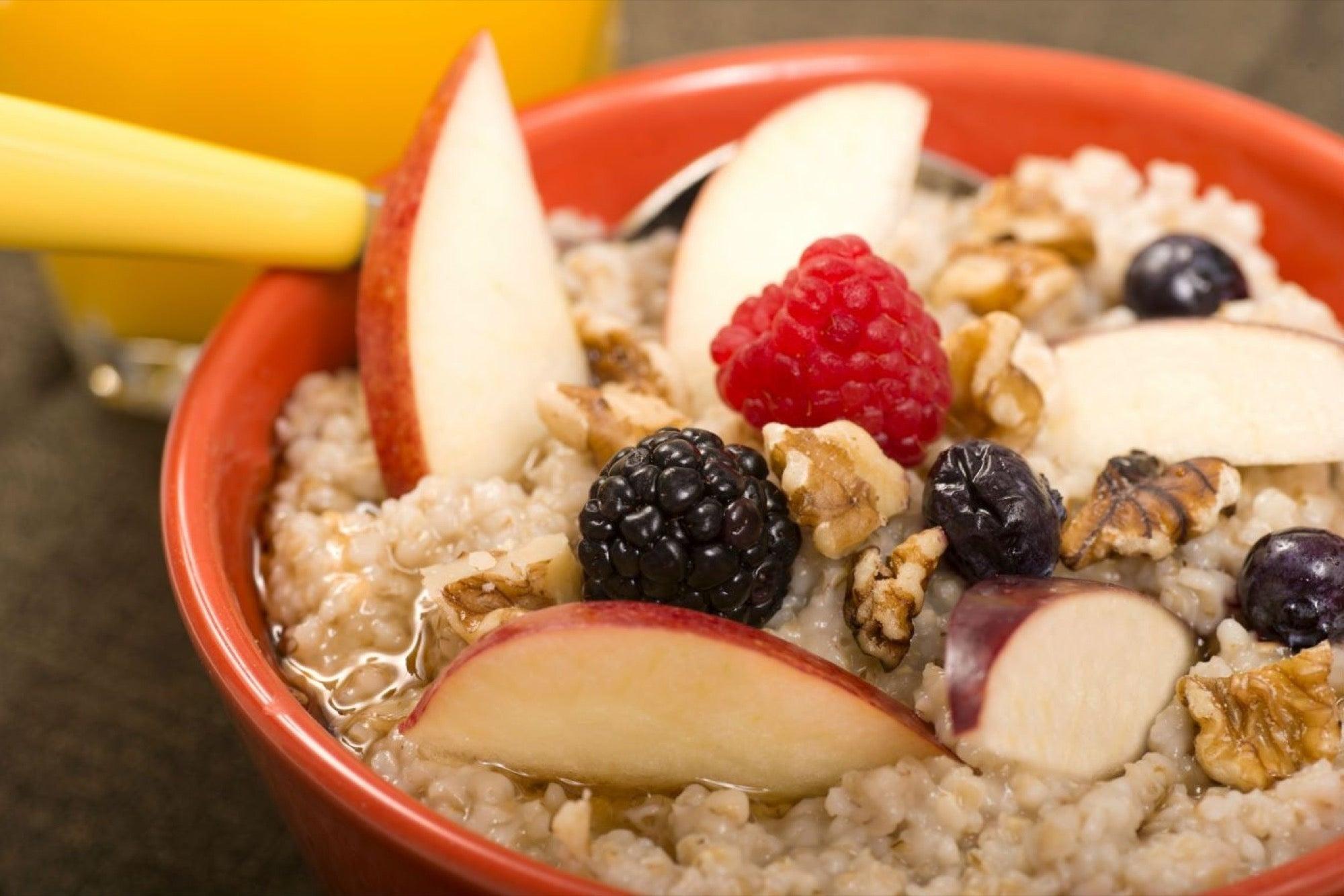 las frutas que dan mas energia