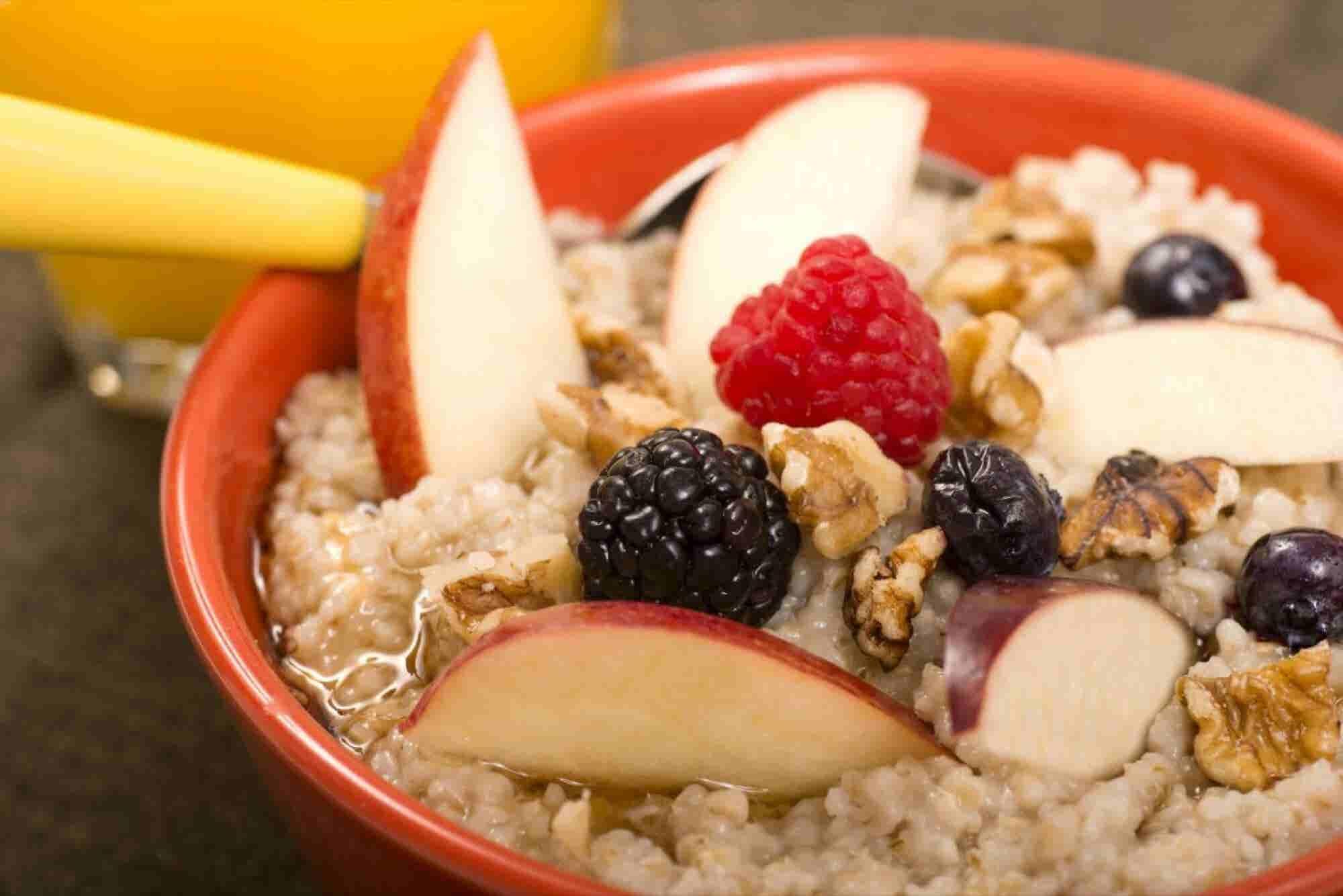 Qué debes desayunar para tener energía