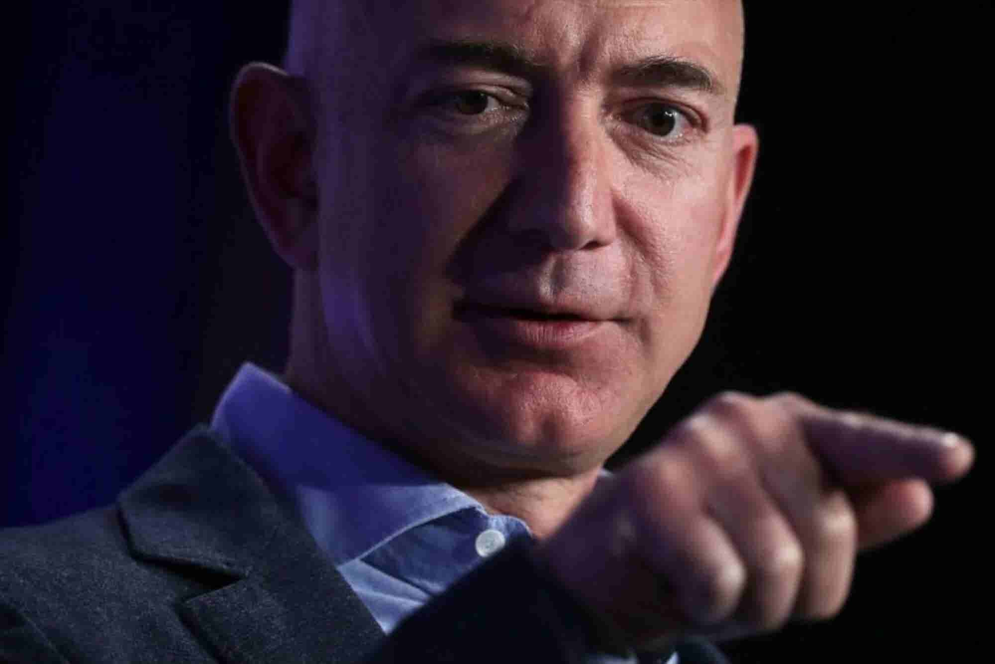 Las 5 claves que han hecho a Jeff Bezos el millonario del momento
