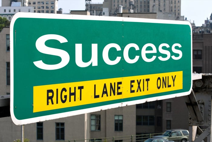 The Five-Point Rule of Success