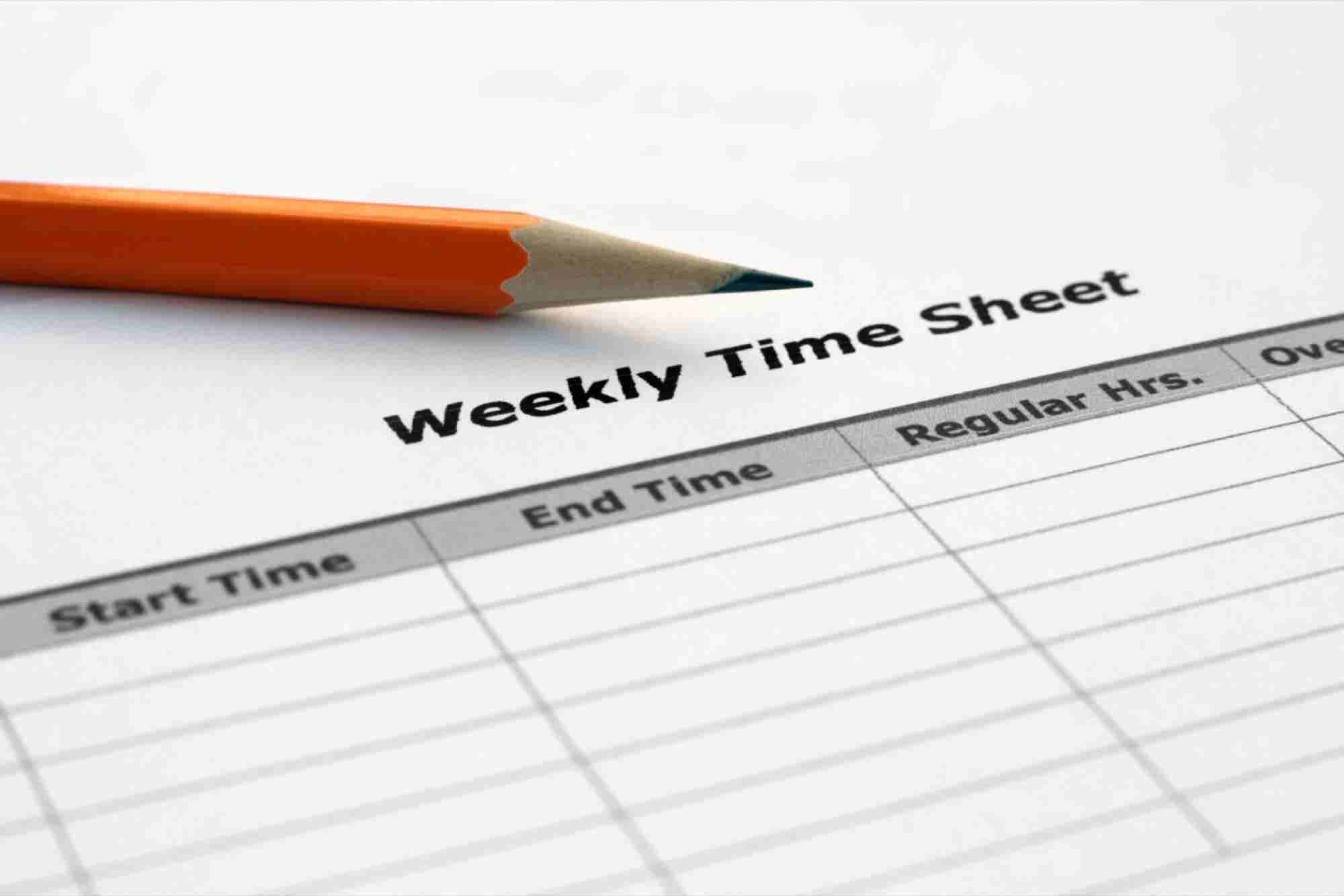 Four Weekend Rituals to Make Your Work Week More Productive
