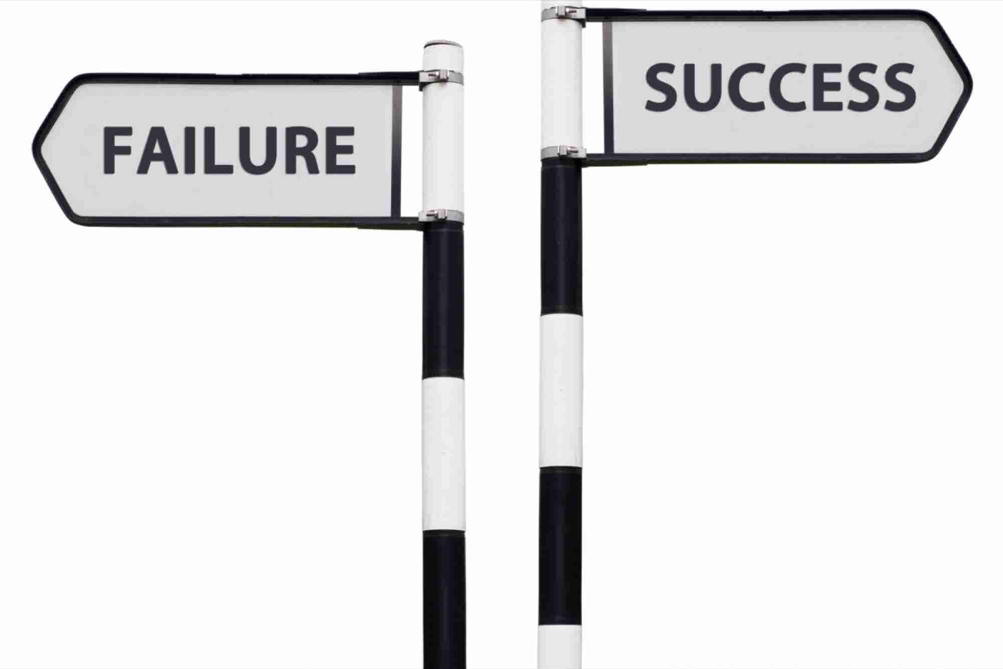 10 Reasons Why Failure Teaches Us More Than Success