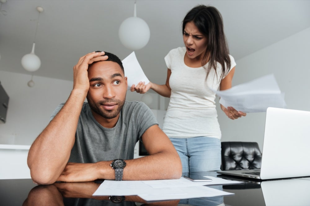 15 Things Men Say That Get on Women's Nerves