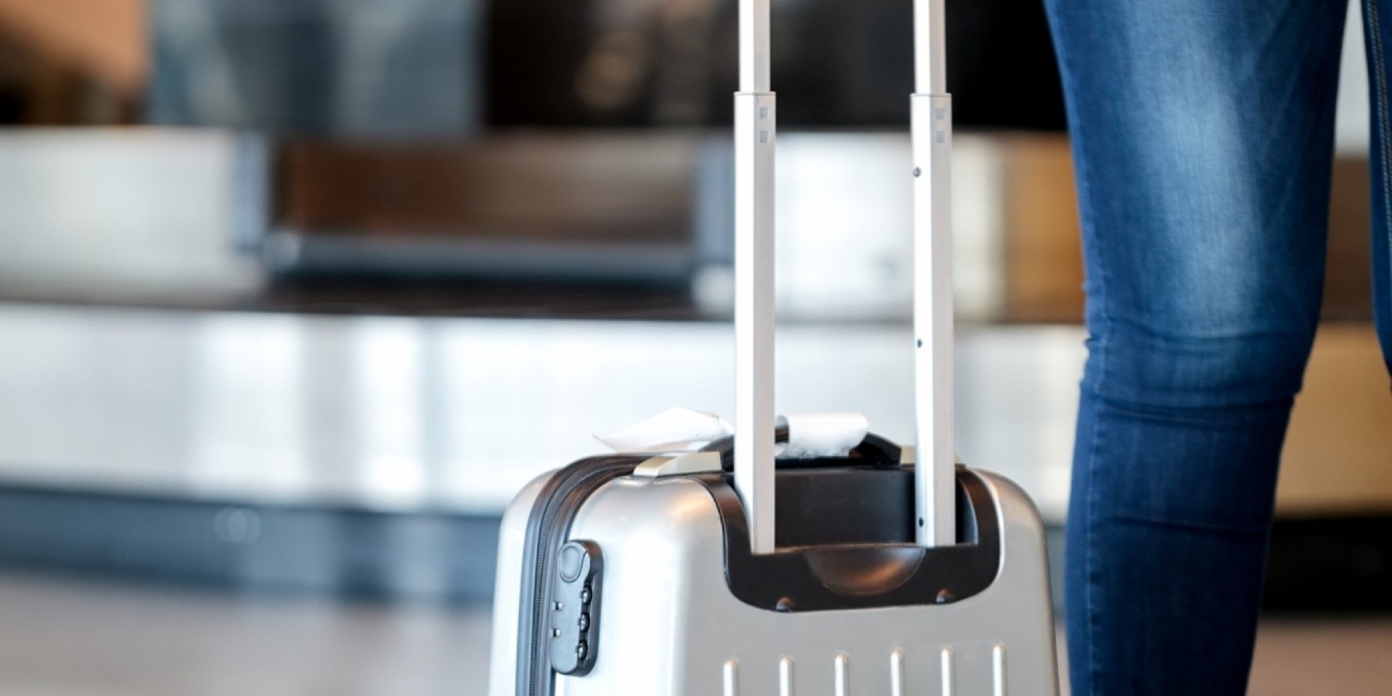 Avoid checking luggage whenever possible