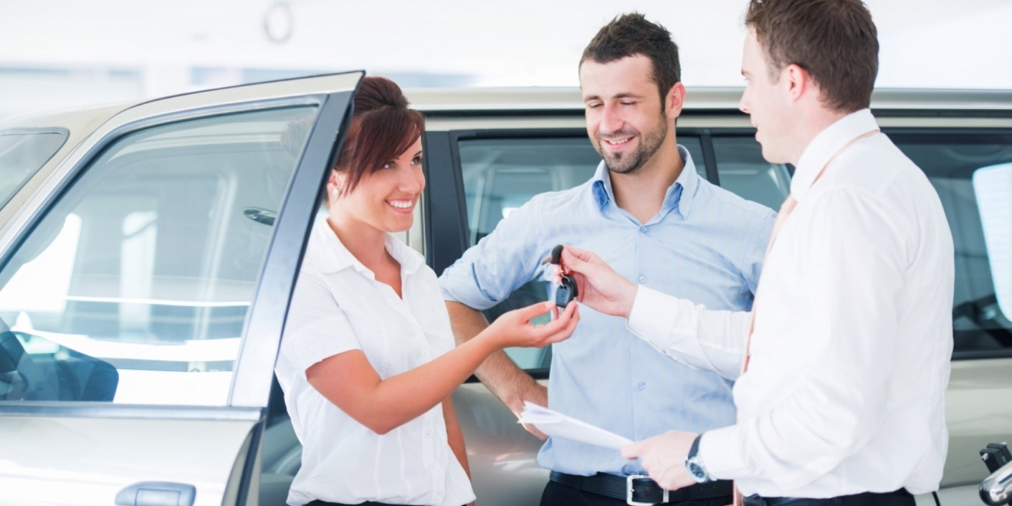 Try negotiating with rental car agencies