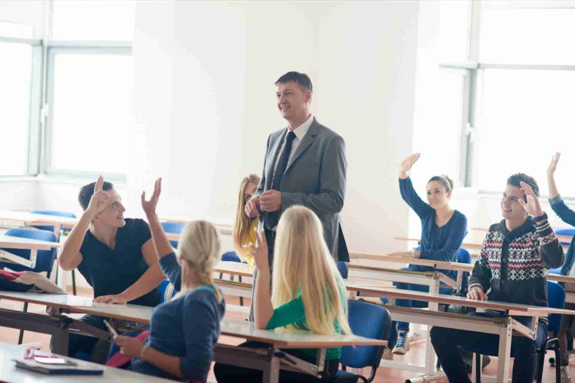 How Teachers too Need to Build Merit for Career Growth