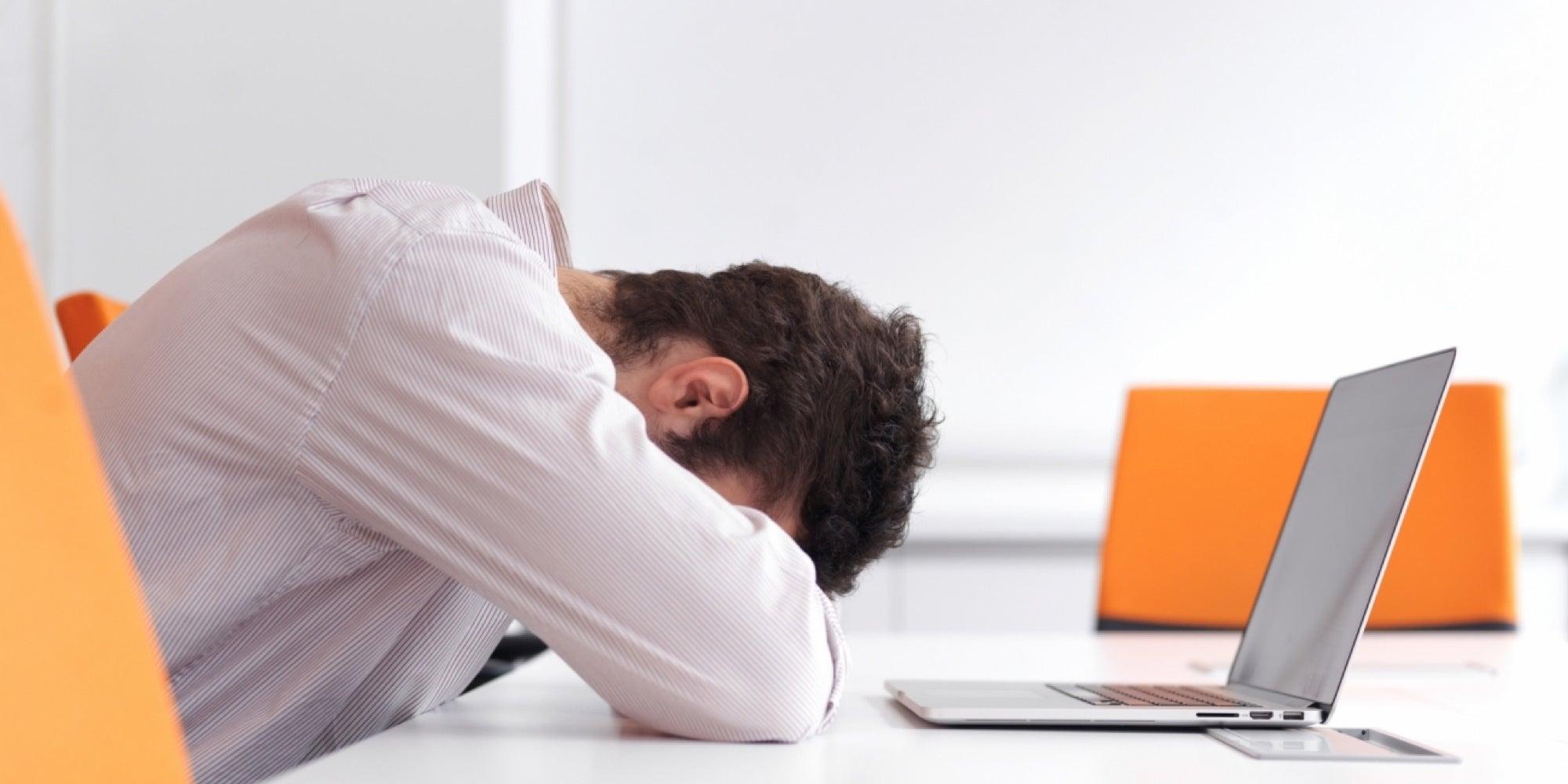 Six Ways Entrepreneurs Can Get A Better Night's Sleep