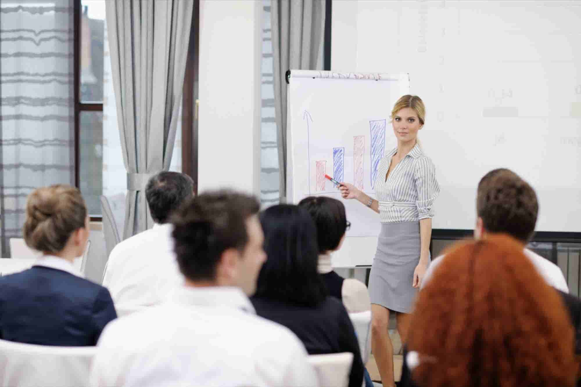 6 Tips for Managing Presentation Butterflies