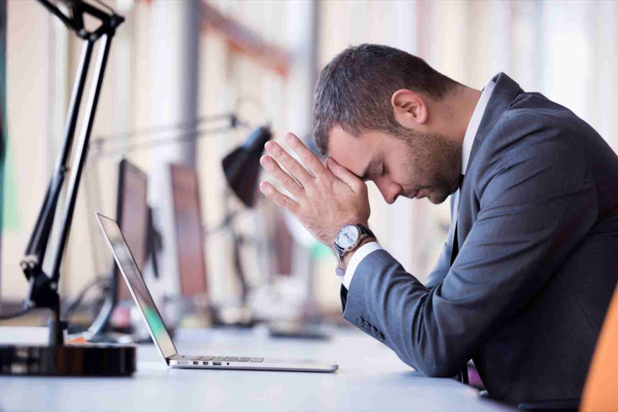 Don't Let Work Stress Affect Your Mental Wellbeing