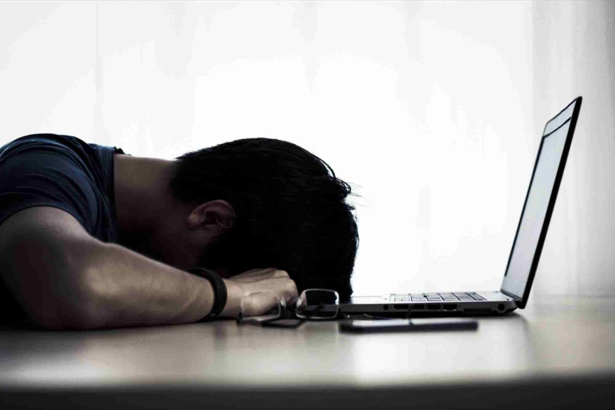 Understanding Entrepreneurial Burnout (And How To Deal With It)