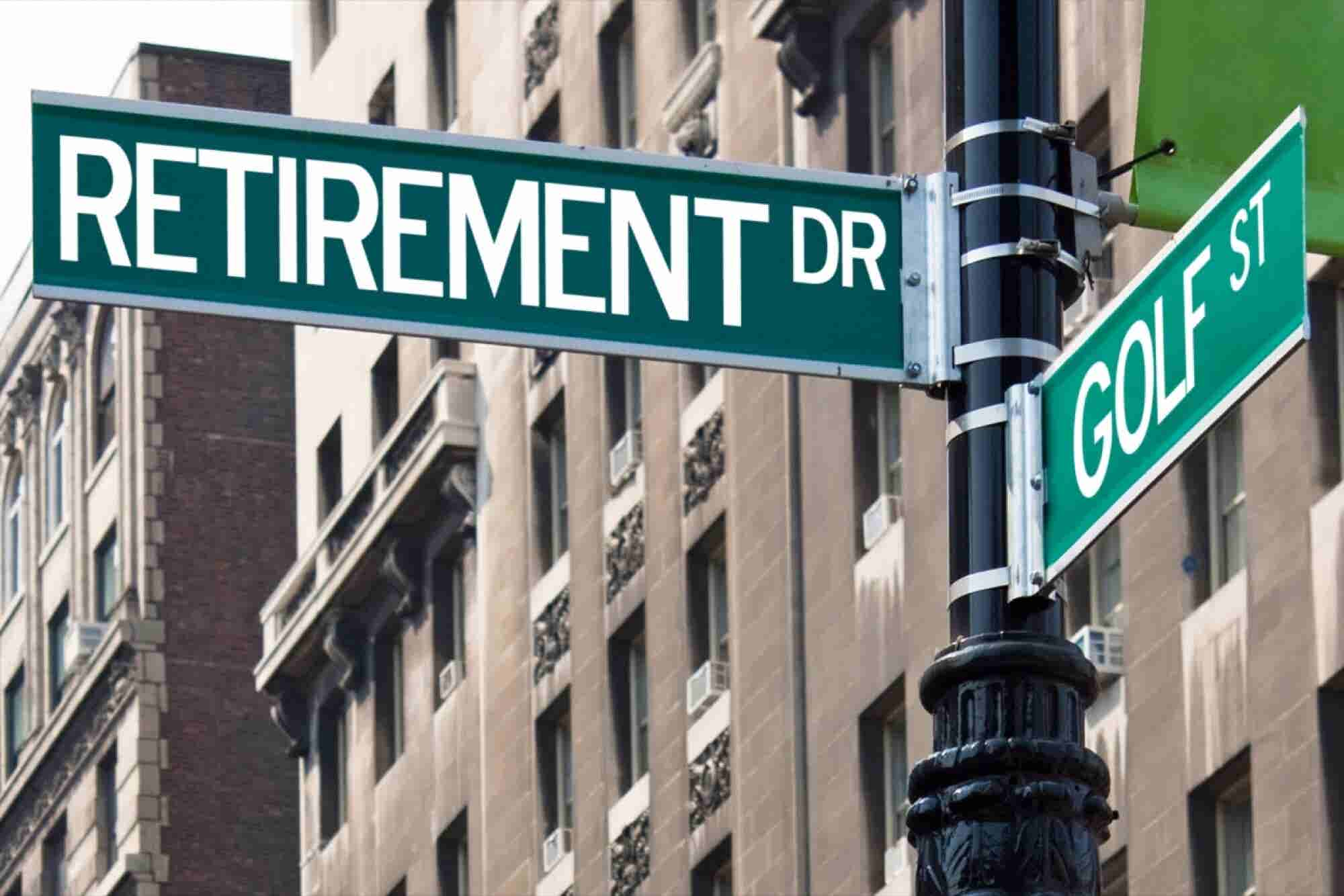 Why Entrepreneurs Should Take Early Retirement
