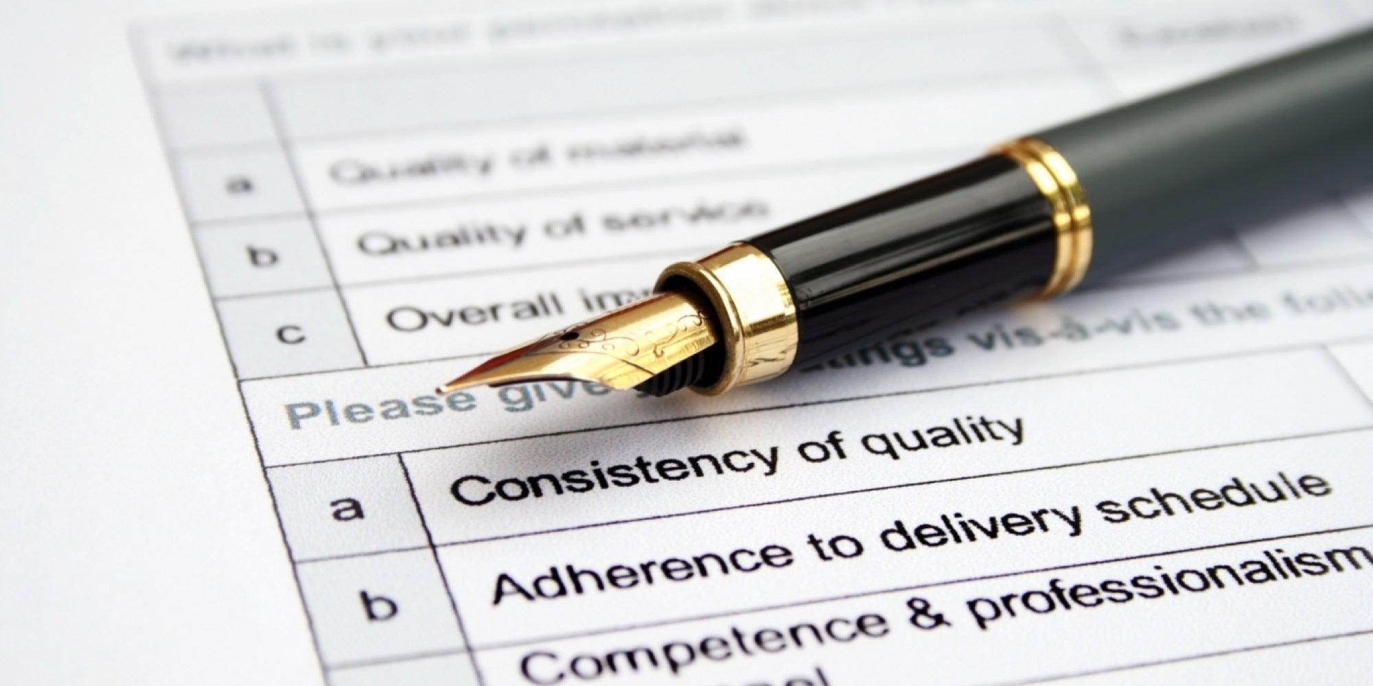 Conduct large-scale quantitative surveys