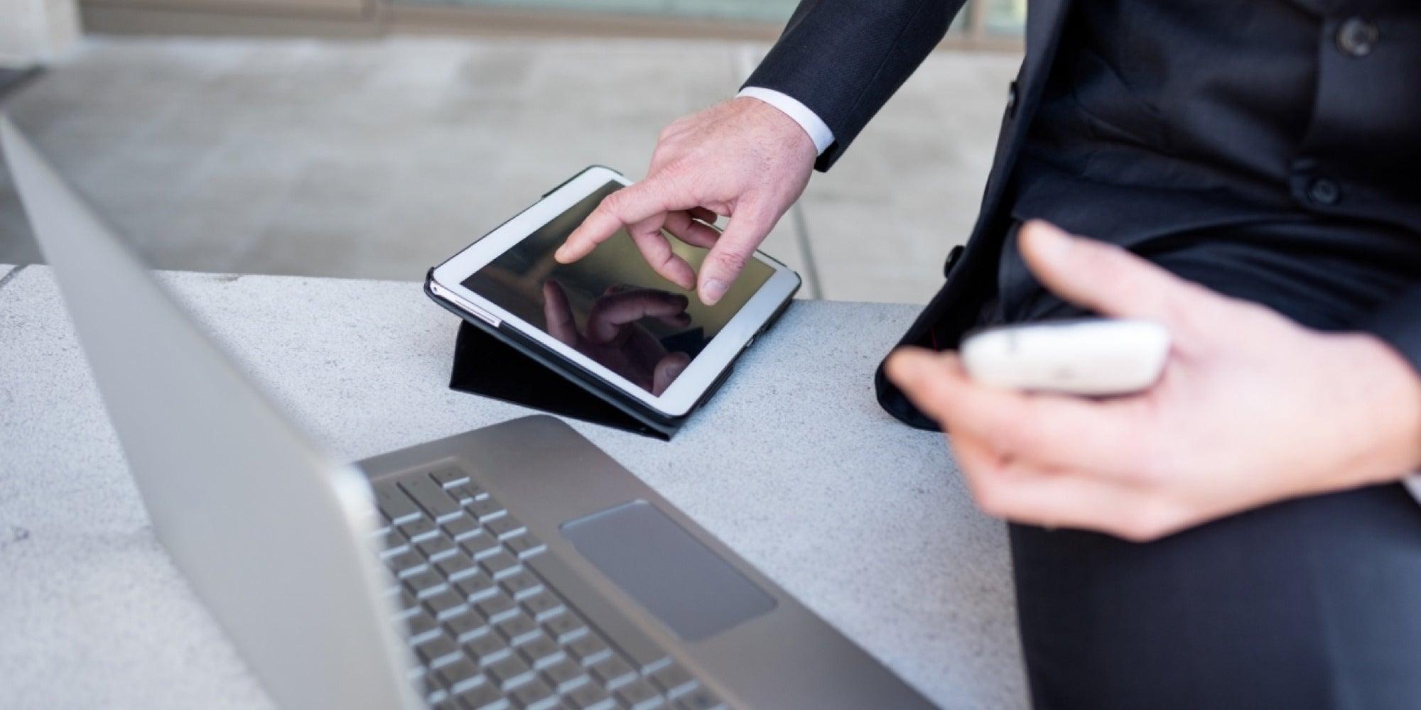 Unlock access to enterprise assets