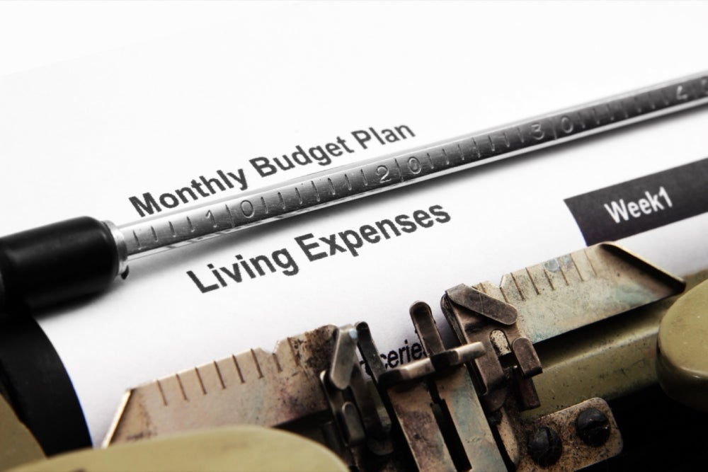 Learning how to budget and manage expenses