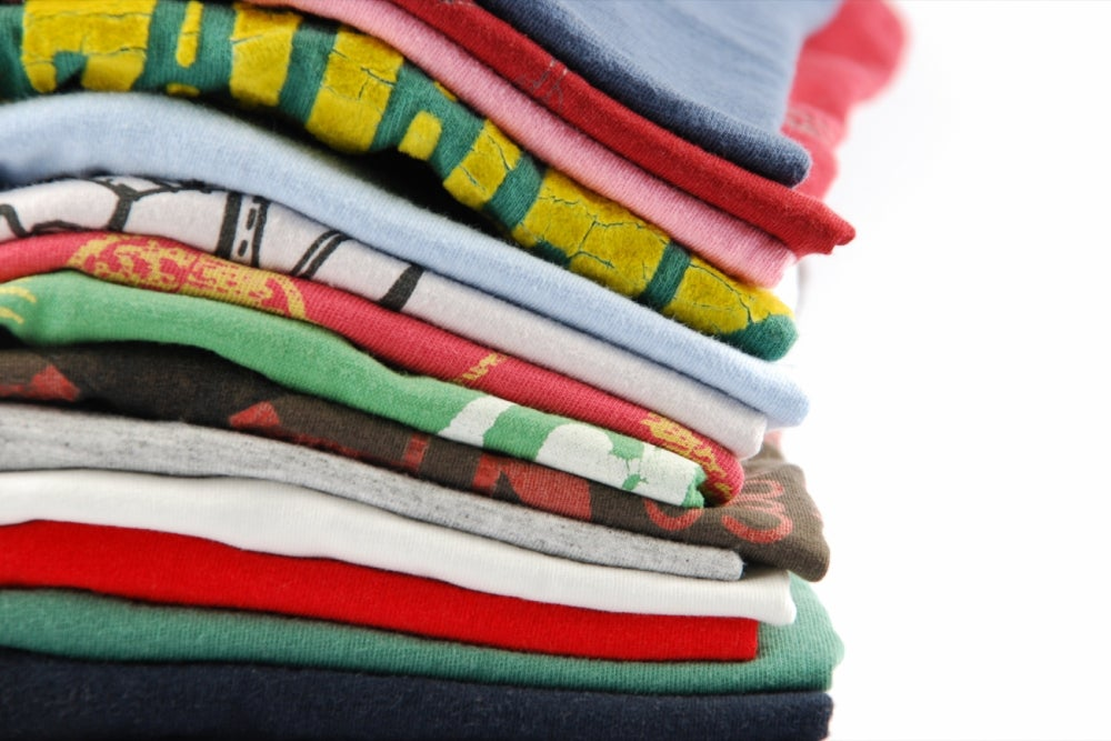 T-shirt ecommerce store